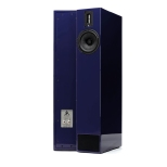 Kerr Acoustic K320 blue back and front