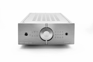 Audio Analogue AAdac silver front