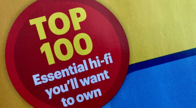 "New Hi-Fi Choice Top 100: Exposure, Furutech and Townshend among ""pick of the best"""