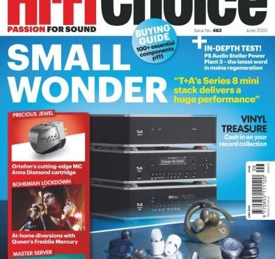 New entry to Hi-Fi Choice pick of the best: Dan Clark Audio Aeon 2 headphone