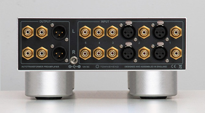 """Intoxicating listening"": Hi-Fi Plus is enchanted by Townshend's Allegri Reference linestage passive preamplifier"