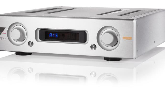 """Another class act"": Hi-Fi News reviews Ayre's AX-5 Twenty integrated amp"