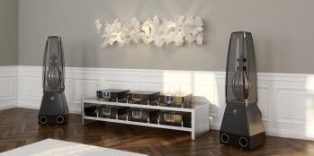 MBL Noble line & 101 E MkII loudspeakers