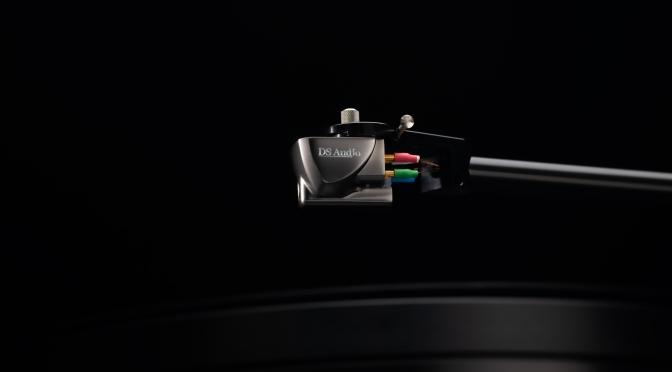 """This may be the best cartridge I've ever heard"": Ken Kessler reviews DS Audio's new flagship Grand Master optical pickup for Hi-Fi News"