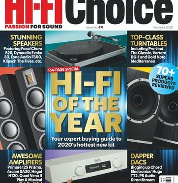 Hi-Fi of the Year: Clearaudio's Concept Active deck and Dan Clark's Aeon 2 headphone among Hi-Fi Choice magazine's pick of 2020