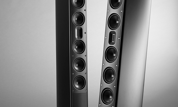 """Slimline tonic"": Hi-Fi News is impressed by Scansonic's slender multi-driver MB6B loudspeaker"
