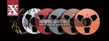 RX Reels colour range